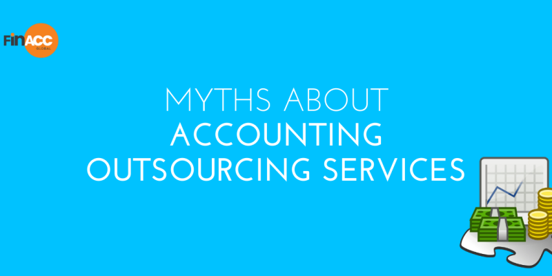 Myths about Accounting Outsourcing services