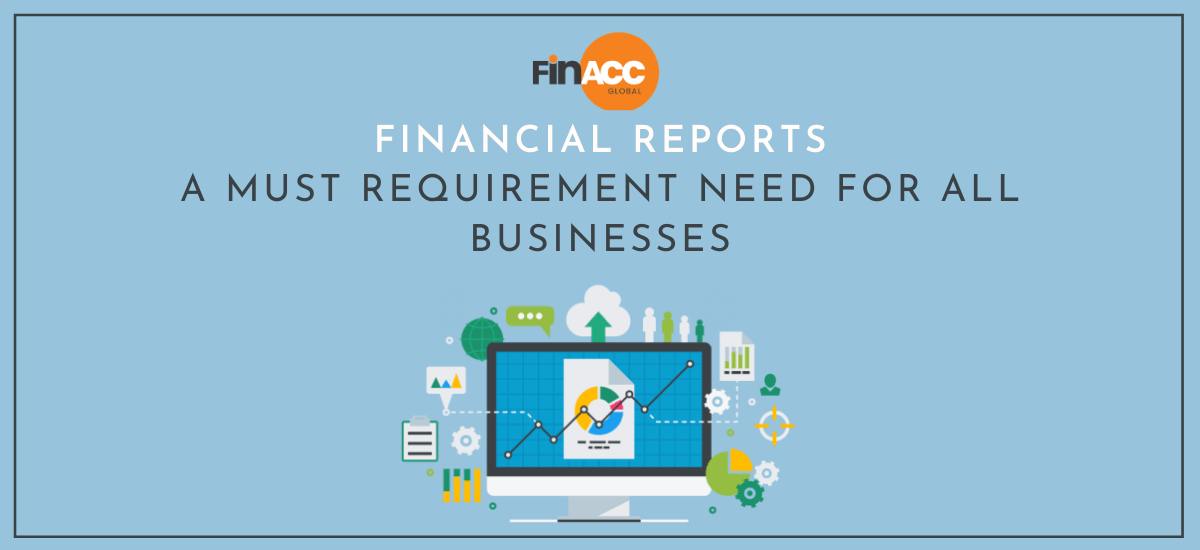 Financial Reporting Services at FinAcc Global
