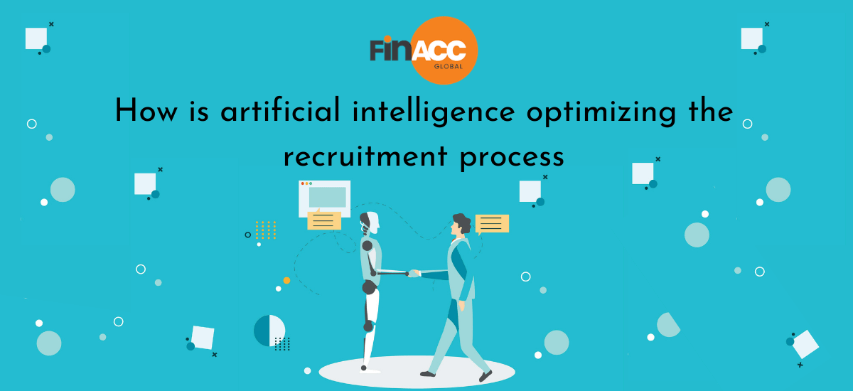 How is artificial intelligence optimizing the recruitment process
