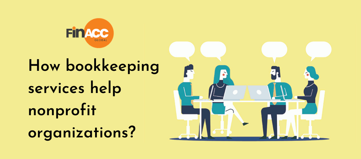 How bookkeeping services help nonprofit organizations