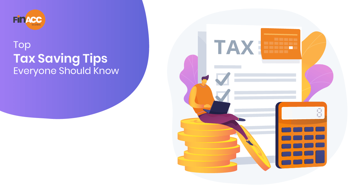 Top Tax Saving Tips Everyone Should Know